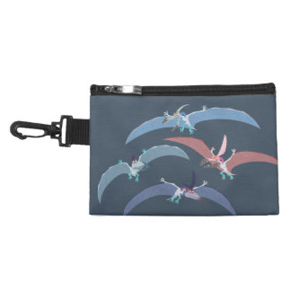 Pterodactyl Group Graphic Accessories Bags