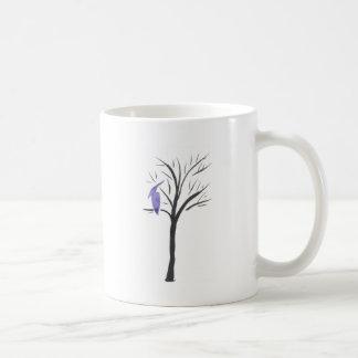 Pterodactyl In A Tree Coffee Mug