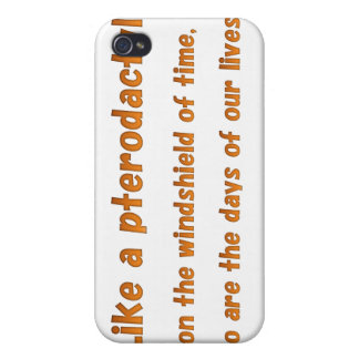 pterodactyl life cover for iPhone 4