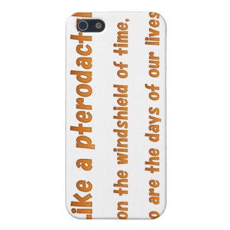 pterodactyl life iPhone SE/5/5s case