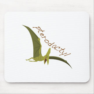 Pterodactyl Mouse Pad