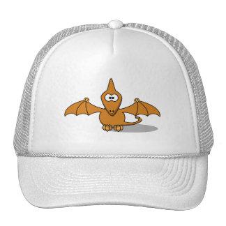 Pterodactyl Toony Art Mesh Hats