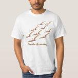 Pterodactyls Swarming T Shirts