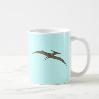 pterodactylus coffee mug