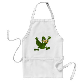Pteroductyl Apron