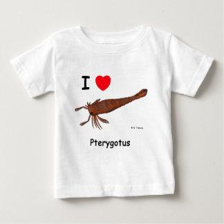 Pterygotus Tee Shirts