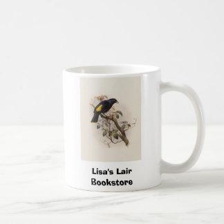 Ptilorhynchus rawnsleyi - Rawnsley's Bower-bird Coffee Mug