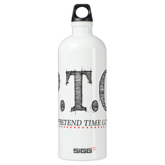 PTO PRETEND TIME OFF WATER BOTTLE