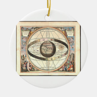 Ptolemaic System Ornament