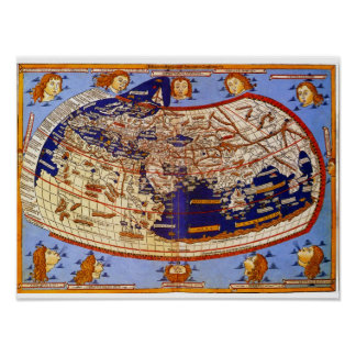Ptolemy Map Posters