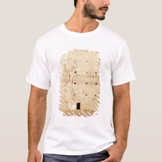 Ptolemy XII  smiting his enemies T-Shirt