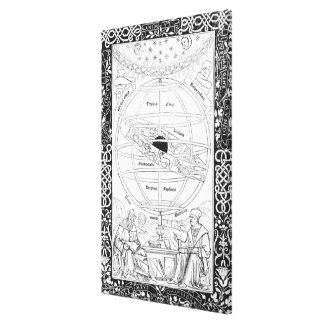 Ptolemy's System Canvas Prints