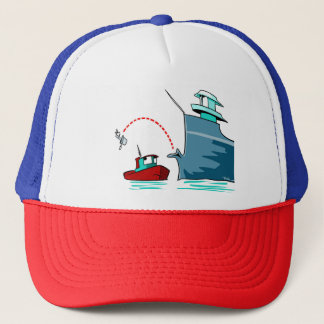Ptooie Trucker Hat