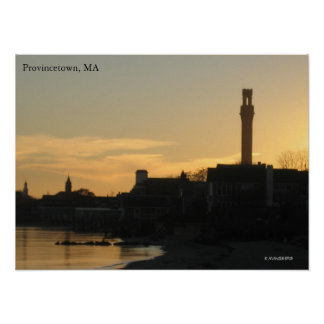 PTown Tower Poster