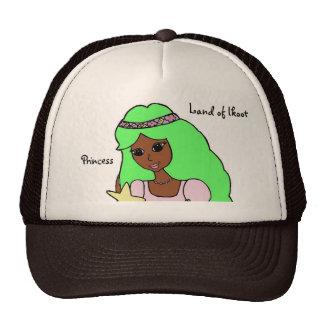 ptropiE 3, Land of Ikoot, Princess Trucker Hat