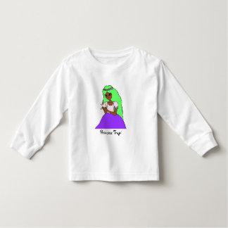 ptropiE 3, Princess Tropi Toddler T-shirt