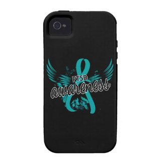PTSD Awareness 16 Case-Mate iPhone 4 Covers