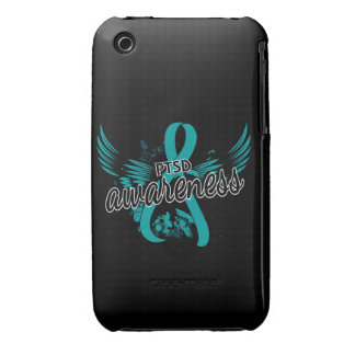 PTSD Awareness 16 iPhone 3 Case-Mate Cases