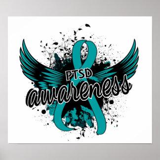PTSD Awareness 16 Poster