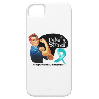 PTSD Awareness Take a Stand iPhone 5 Cover