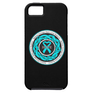PTSD Hope Intertwined Ribbon iPhone 5 Cover