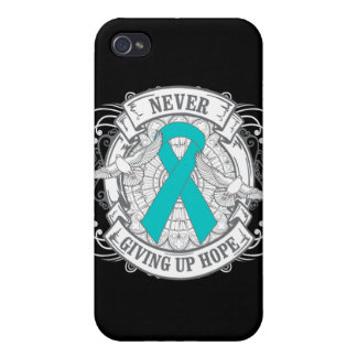 PTSD Never Giving Up Hope iPhone 4 Cover