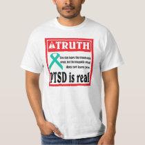PTSD. T-Shirt