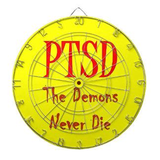PTSD TABLA DARDOS