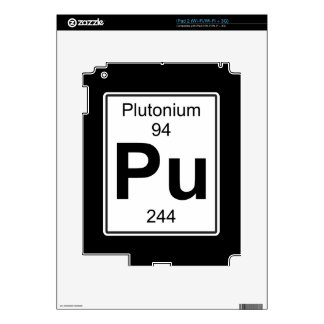 PU - Plutonio Skin Para El iPad 2