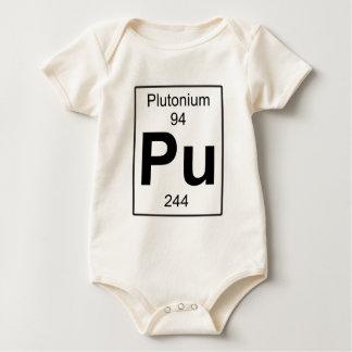 Pu - Plutonium Baby Bodysuit