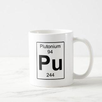 Pu - Plutonium Coffee Mug