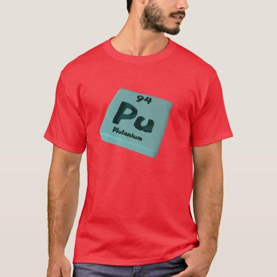 Pu Plutonium T-Shirt