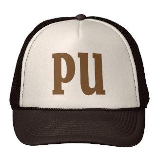 PU Something stinks Mesh Hat