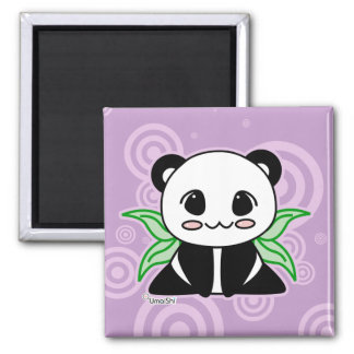 Pu-Ya the Panda magnet (more styles)