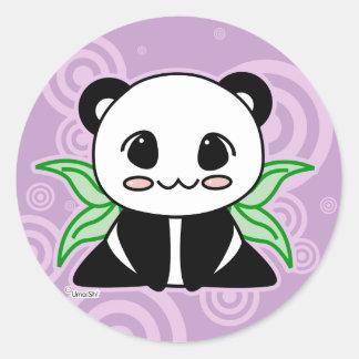 Pu-Ya the Panda sticker