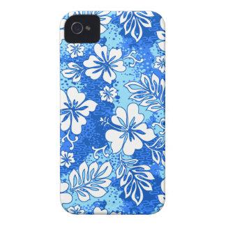 Pua Aloha Heart Hibiscus iPhone 4 Casemate iPhone 4 Cover