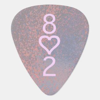 Púa de guitarra