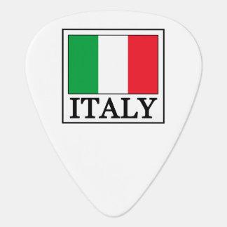 Púa de guitarra de Italia