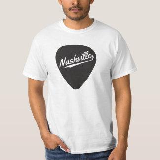 Púa de guitarra de Nashville Playera