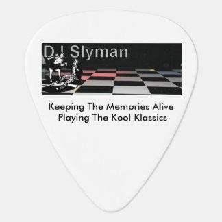 Púa de guitarra (de Slyman)