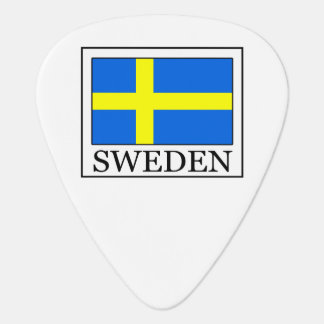Púa de guitarra de Suecia
