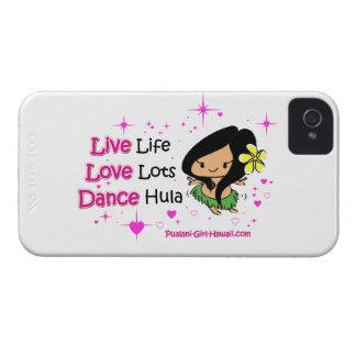 Pualani Girl Hawaii - iPhone4/4S Case