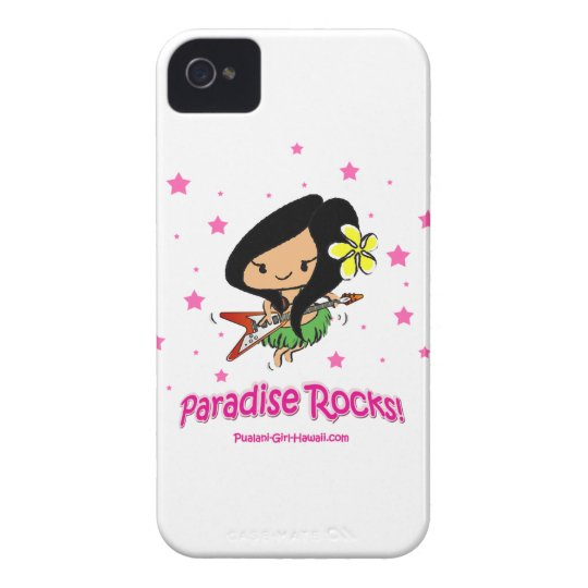Pualani Girl Hawaii - iPhone 4/4S Case