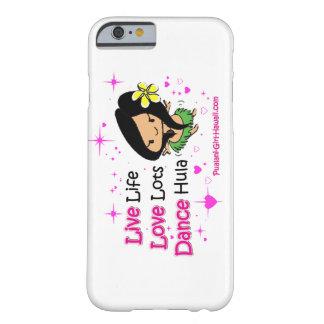Pualani Girl Hawaii - iPhone 6 case