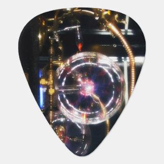 púas de guitarra del espacio del steampunk plumilla de guitarra