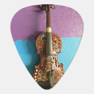 Púas de guitarra maravillosas plumilla de guitarra