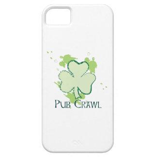 Pub Crawl iPhone 5 Cases