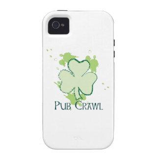 Pub Crawl iPhone 4/4S Cases