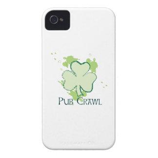 Pub Crawl iPhone 4 Cover