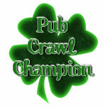 Pub Crawl Champion Photo Cutouts